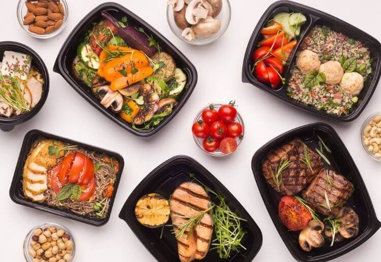 Tips for buying frozen meals online