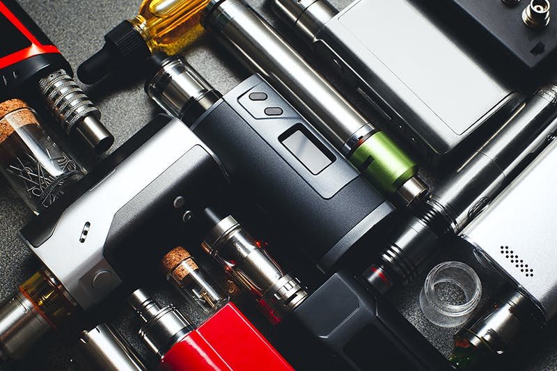 Kinds of vape available these days