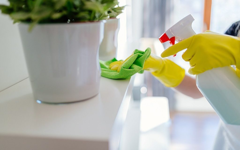 The best equipment and products for deep cleaning