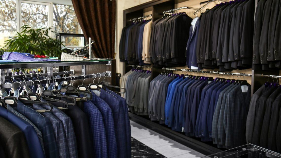 Tips on establishing a men's tailor shop