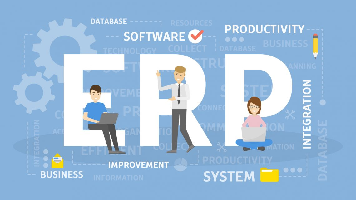 Facets of an ERP System